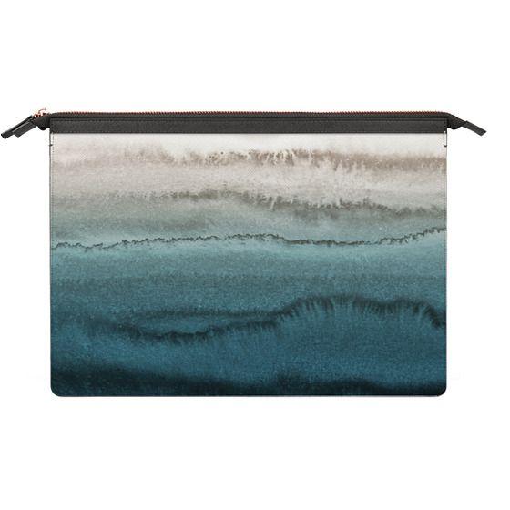 MacBook 12 Sleeves - CRASHING WAVES by Monika Strigel McBook Sleeve