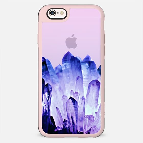 FADING CRYSTAL ROYAL BLUE by Monika Strigel - New Standard Case