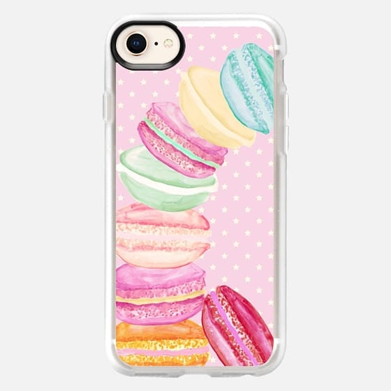 STARS & MACARONS by Monika Strigel - Snap Case