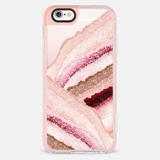 FLAWLESS WRAPS PEACHY by Monika Strigel iPhone 6 - New Standard Pastel Case