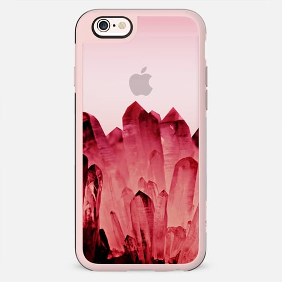 FADING CRYSTAL RUBY by Monika Strigel - New Standard Case