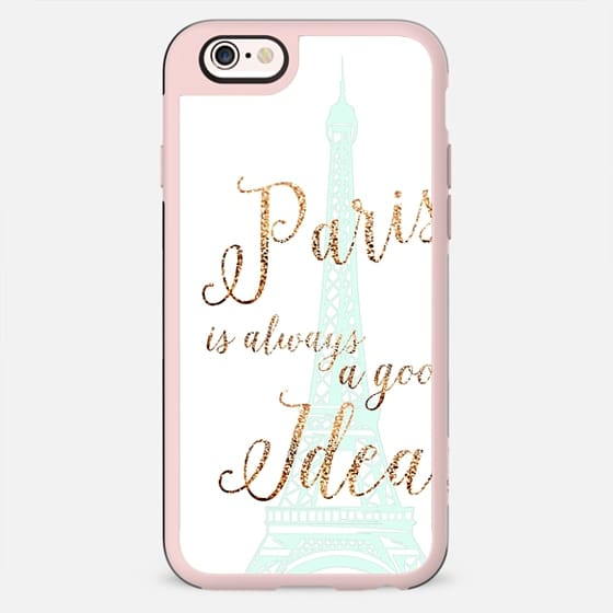 I LOVE PARIS Galaxy S5 by Monika Strigel - New Standard Case