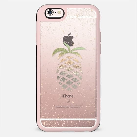 SUMMER PINEAPPLE & SPARKLE by Monika Strigel - New Standard Case