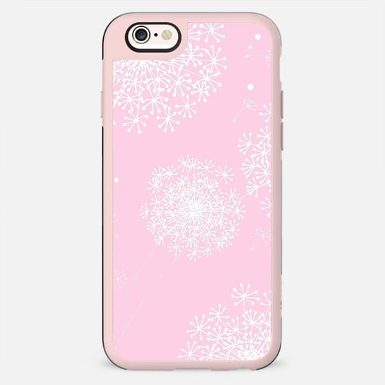 DANDY SNOWFLAKE PINK by Monika Strigel - New Standard Case