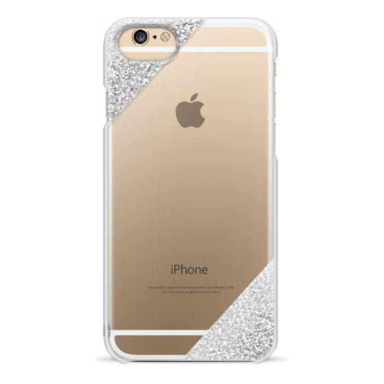 iPhone 6s Cases - KILLIN*IT SILVER by Monika Strigel