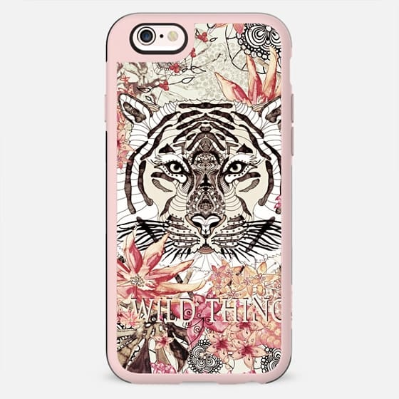 WILD THING VINTAGE iPhone 5c - New Standard Case
