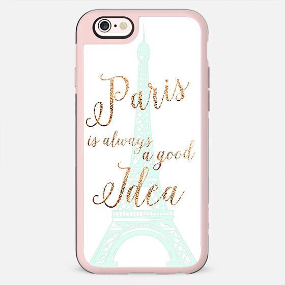 I LOVE PARIS for HTC One M8 by Monika Strigel - New Standard Case
