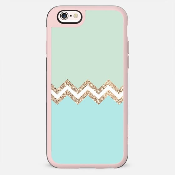 GATSBY TWIN AQUA & SEASIDE iPhone6 - New Standard Case