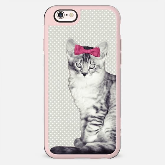 WINTER CAT by Monika Strigel - New Standard Case