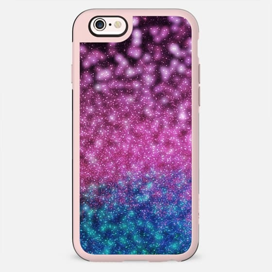 MAGIC LiGHTS PURPLE by Monika Strigel - New Standard Case