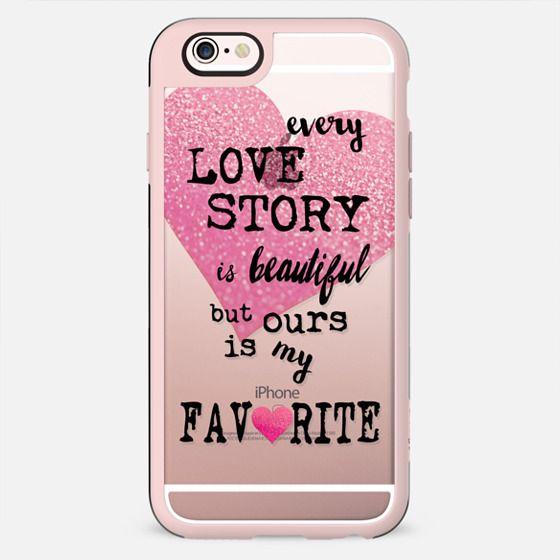 LOVE STORY by Monika Strigel - New Standard Case