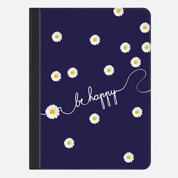 iPad Air 2 ケース HAPPY DAISY iPad Cover by Monika Strigel