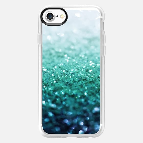 FROZEN ICE TEAL iphone 5s / 5 -