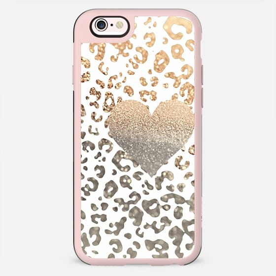 GOLD HEART LEO for Samsung Galaxy S5 - New Standard Case