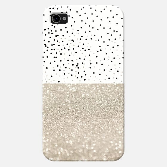 FIRST DATE NUDE by Monika Strigel for iPhone 4 - Snap Case
