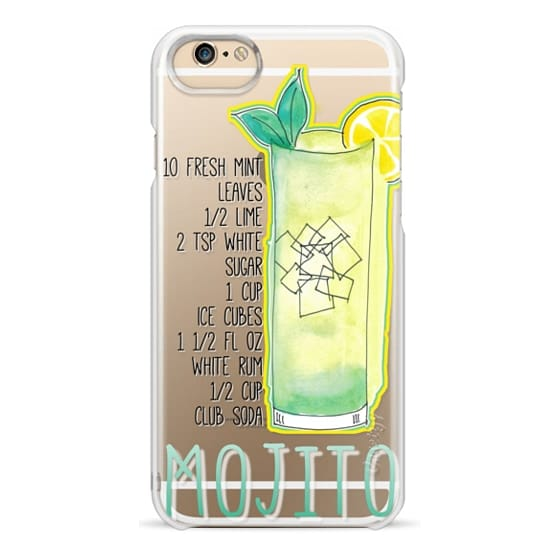 iPhone 6s Cases - MOJITO by Monika Strigel