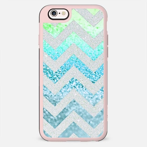 FUNKY MELON AQUA by Monika Strigel iPhone 6