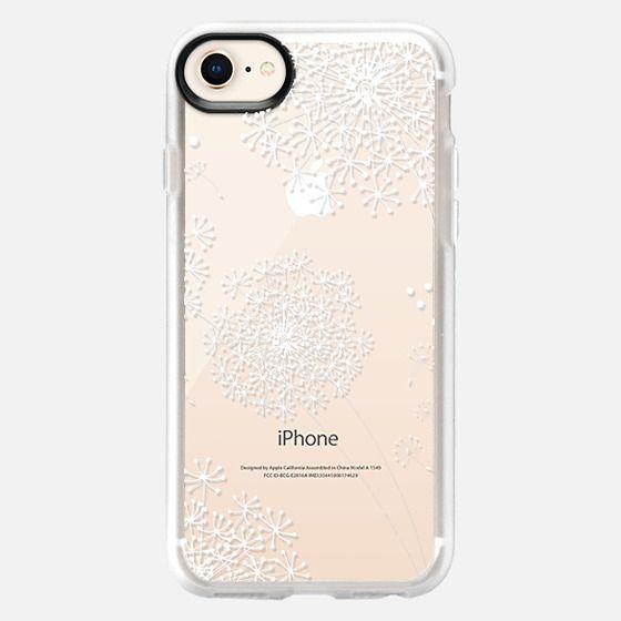 HILARY`S PICK: DANDY SNOWFLAKE iPhone 5s by Monika Strigel - Snap Case