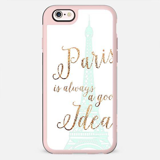 I LOVE PARIS Galaxy S5 by Monika Strigel - New Standard Case
