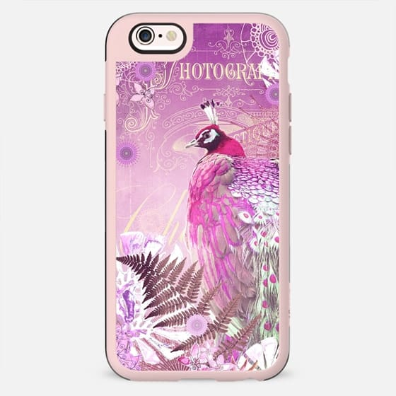 PINK PEACOCK  - New Standard Case