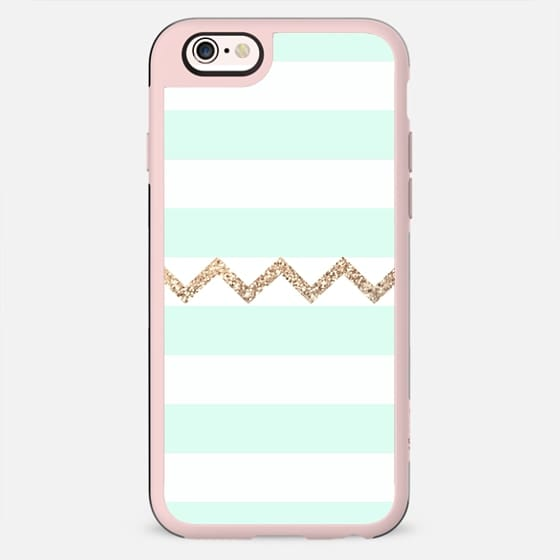 PRETTY MADE MINT by Monika Strigel iPhone 6 - New Standard Case