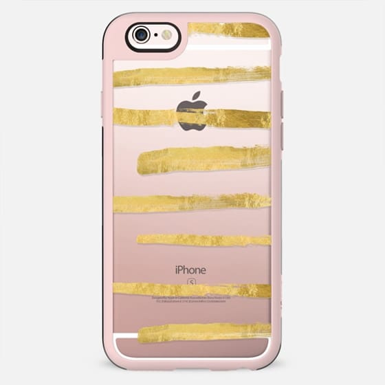 SURI GOLD by Monika Strigel for iphone 6 - New Standard Case