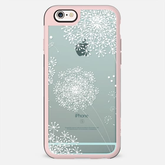 HILARY`S PICK: DANDY SNOWFLAKE on iPHONE 6 PLUS by Monika Strigel