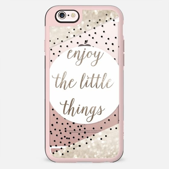 ENJOY THE LITTLE THINGS for HTC One M8 by Monika Strigel - New Standard Case
