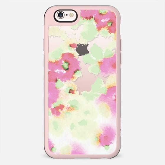 THIS IS SPRING II Transparent Case by Monika Strigel - New Standard Case