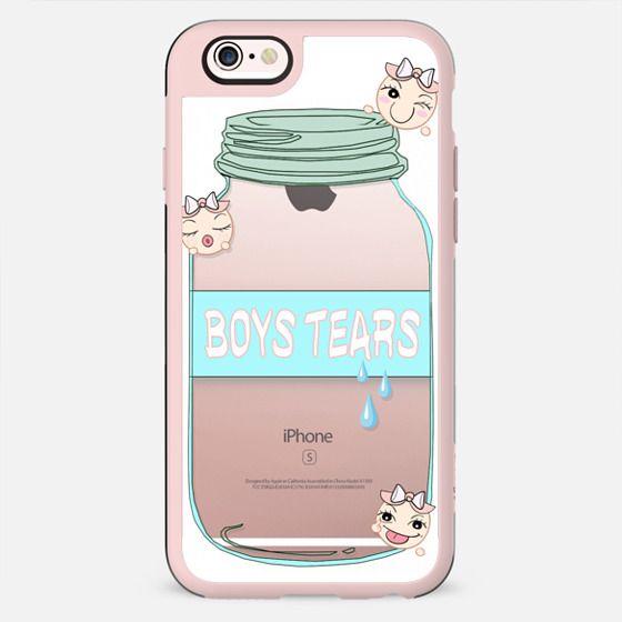 BOYS TEARS by Monika Strigel - New Standard Case