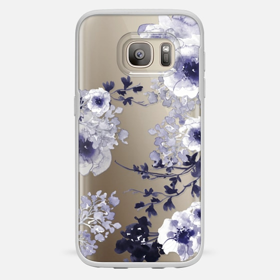 Galaxy S7 Case - BLUE SPRING by Monika Strigel