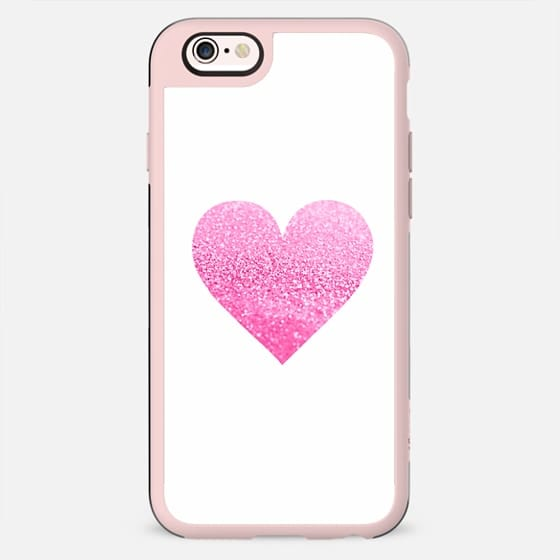 GATSBY PINK HEART Tiffany Mint iphone case - New Standard Case