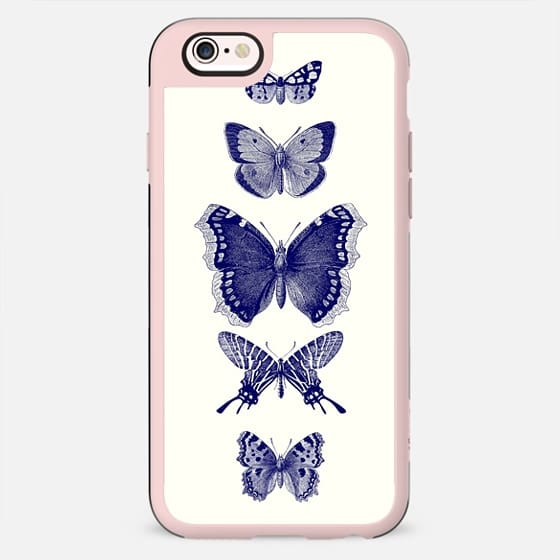 INKED BUTTERFLIES HTC One M8 cover case - New Standard Case