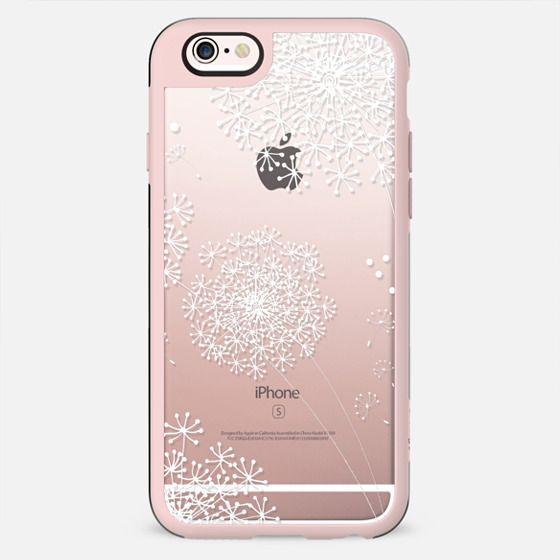 HILARY`S PICK: DANDY SNOWFLAKE iPhone 5s by Monika Strigel -