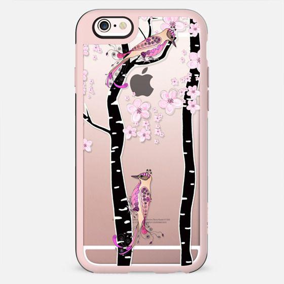 LOVE BIRDS by Monika Strigel iPhone 5 - New Standard Case