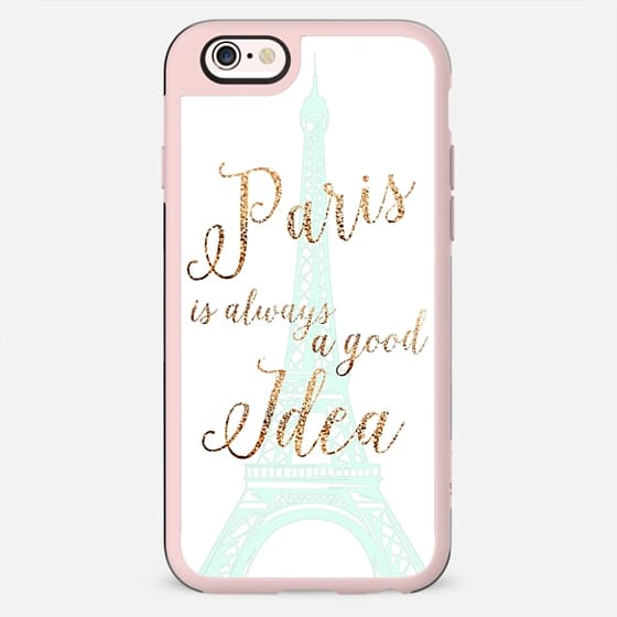 I LOVE PARIS by Monika Strigel for iPhone 6 Plus - New Standard Case