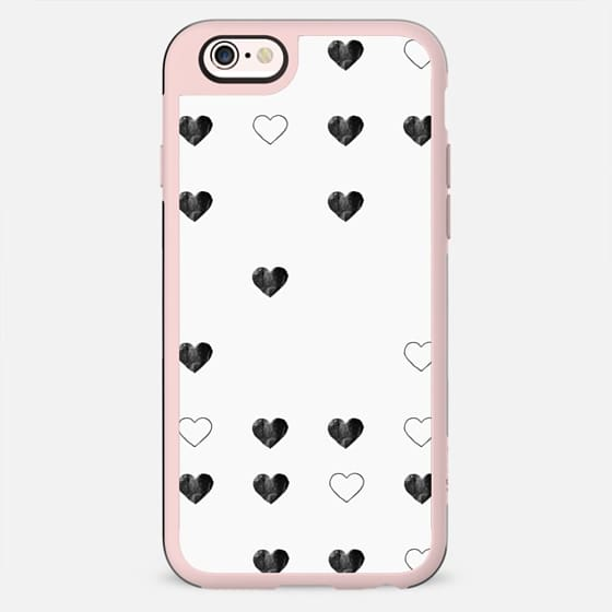 BLACK LOVE by Monika Strigel iPhone6 - New Standard Case