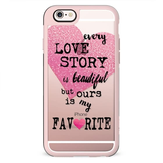LOVE STORY by Monika Strigel