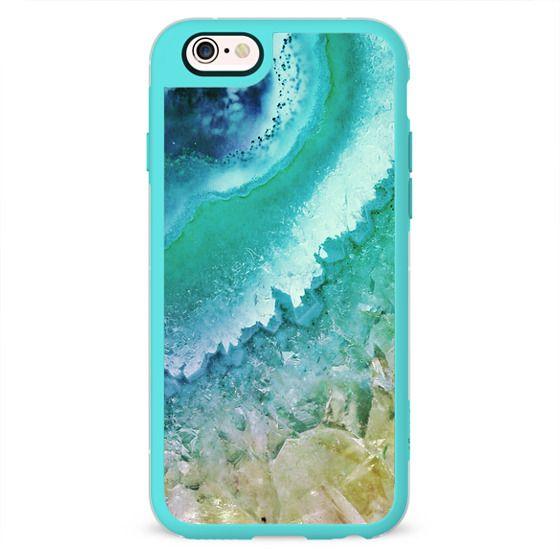 AMETHYST OCEAN BLUE by Monika Strigel