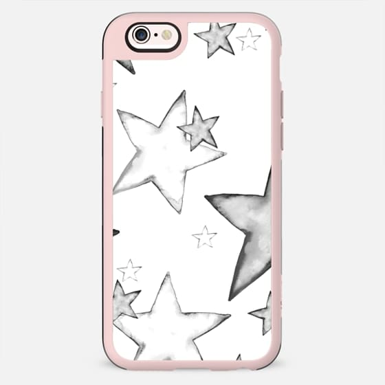 BLACK STARS iphone 5 case  - New Standard Case