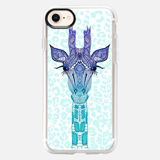 MINT GIRAFFE LEOPARD iPhone5s - Snap Case