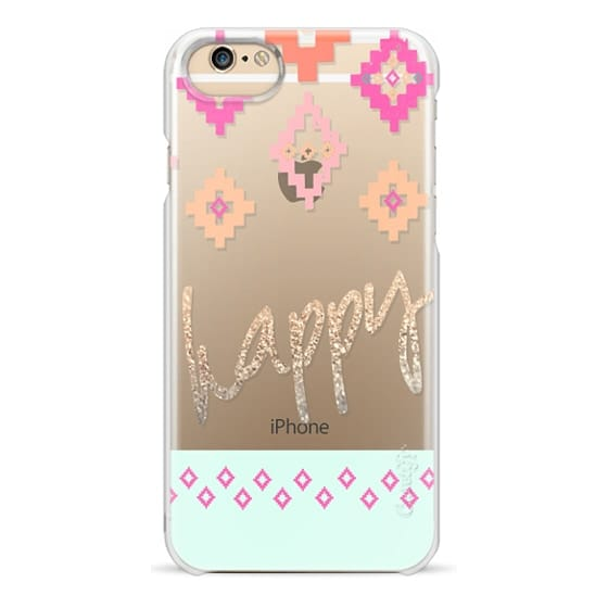 iPhone 6s Cases - HAPPY COLORS by Monika Strigel