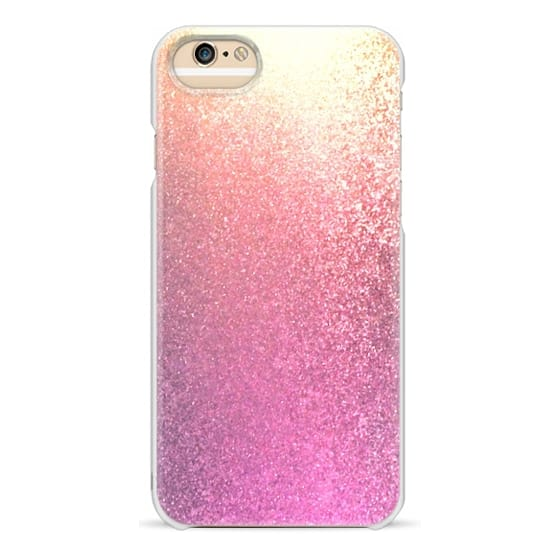 iPhone 6s Cases - MAGIC LIGHTS VANILLA BLUSH by Monika Strigel