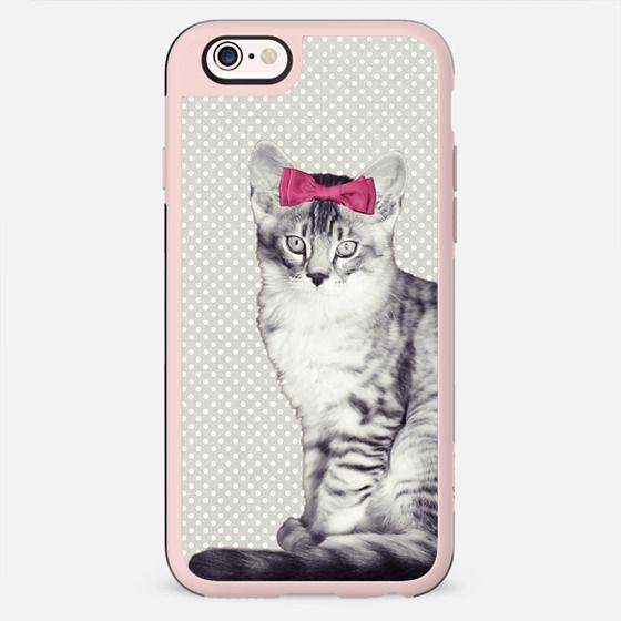WINTER CAT by Monika Strigel - New Standard Case