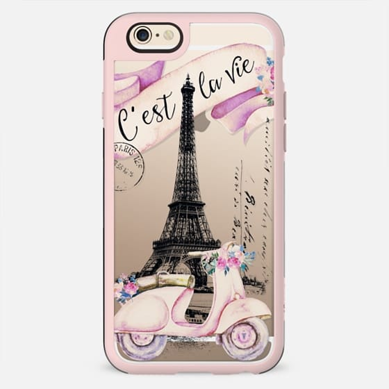 PARIS LAVENDER by Monika Strigel - New Standard Case