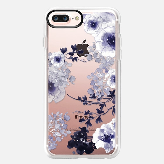iPhone 7 Plus Case - BLUE SPRING by Monika Strigel