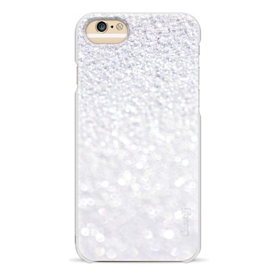 iPhone 6s Cases - SPARKLING SNOWFLAKE by Monika Strigel iPHone 6