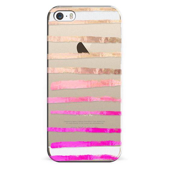 iPhone 6s Cases - SURI PINKISH  transparent by Monika Strigel iPhone 5