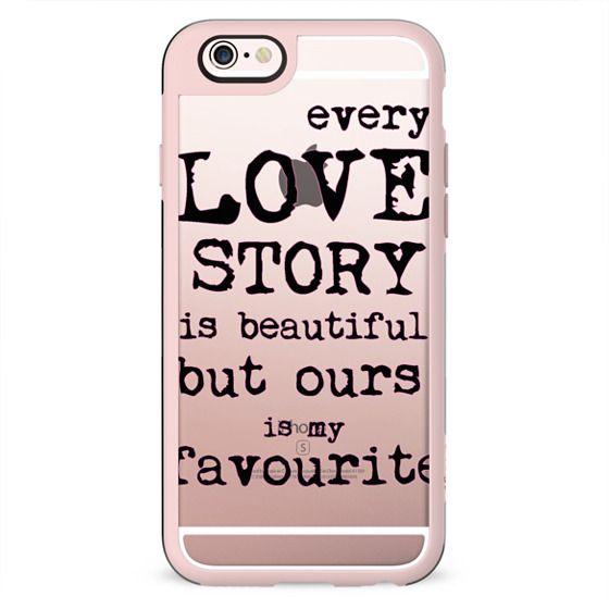 LOVE STORY METALUX by Monika Strigel