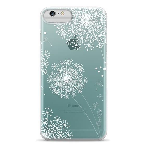 iPhone 6s Cases - HILARY`S PICK: DANDY SNOWFLAKE on iPHONE 6 PLUS by Monika Strigel